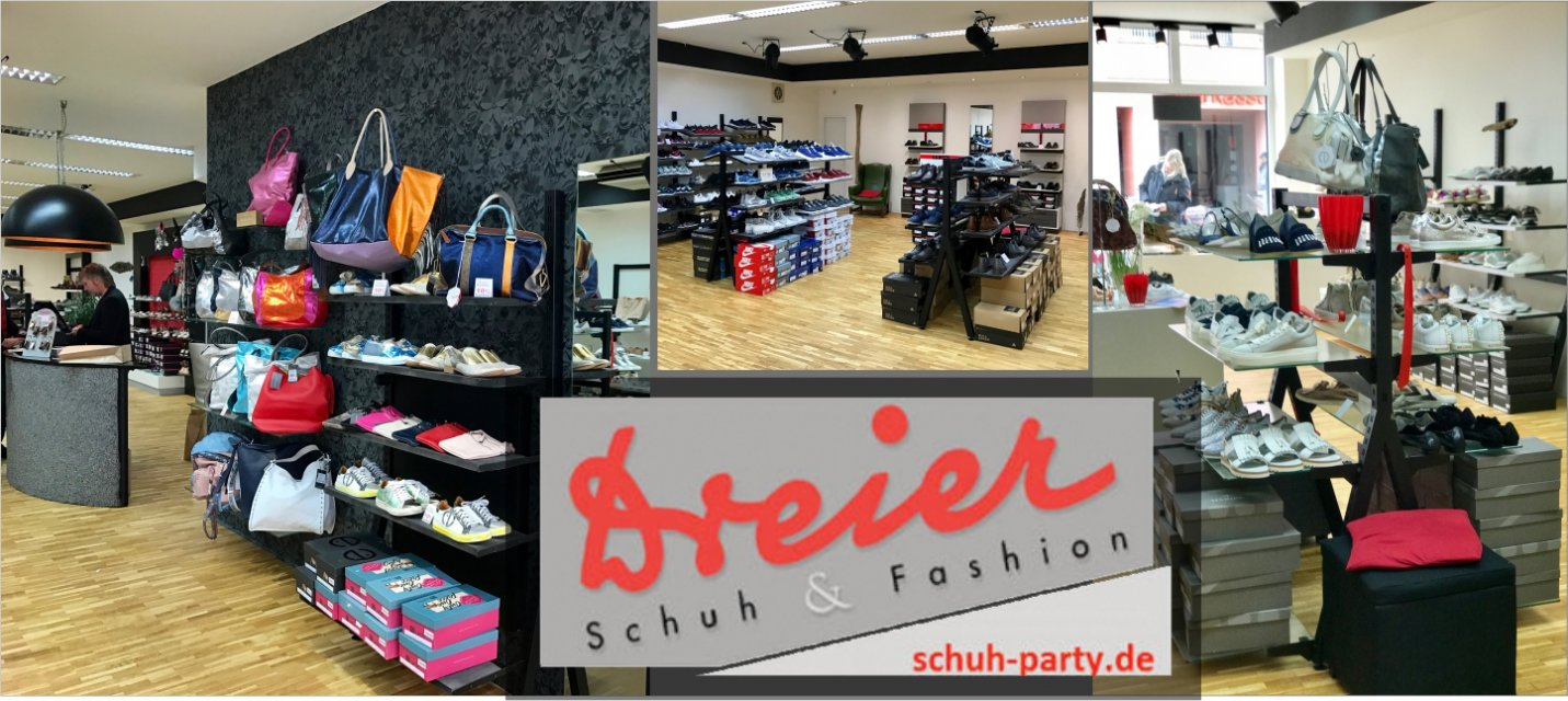 Dreier Shoes & Fashion - 1. Bild Profilseite