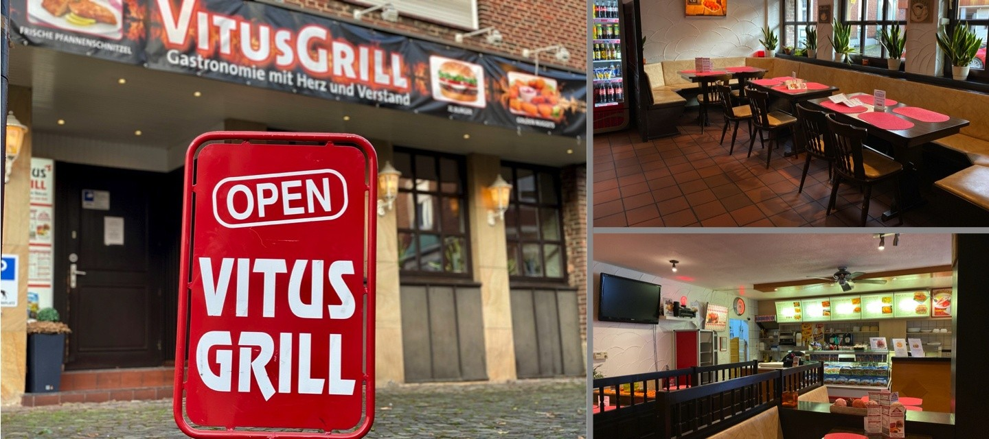 Vitusgrill,Everswinkel,Imbiss,Currywurst,