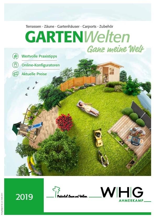 WHG Gartenkatalog 2019